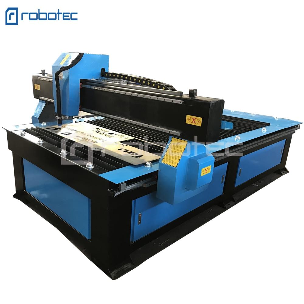 Preço de Fábrica Máquina de Corte Placa de Aço Plasma para 35mm Metal Plasma Tabela Cortador Ferro Chama Cnc 1325 –
