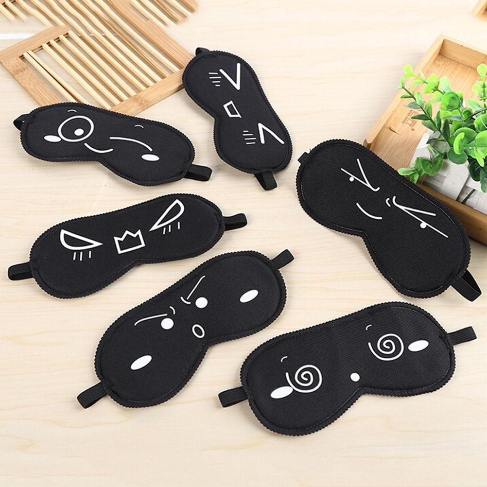 Маска для сна черная маска повязка на глаза для сна маска для сна