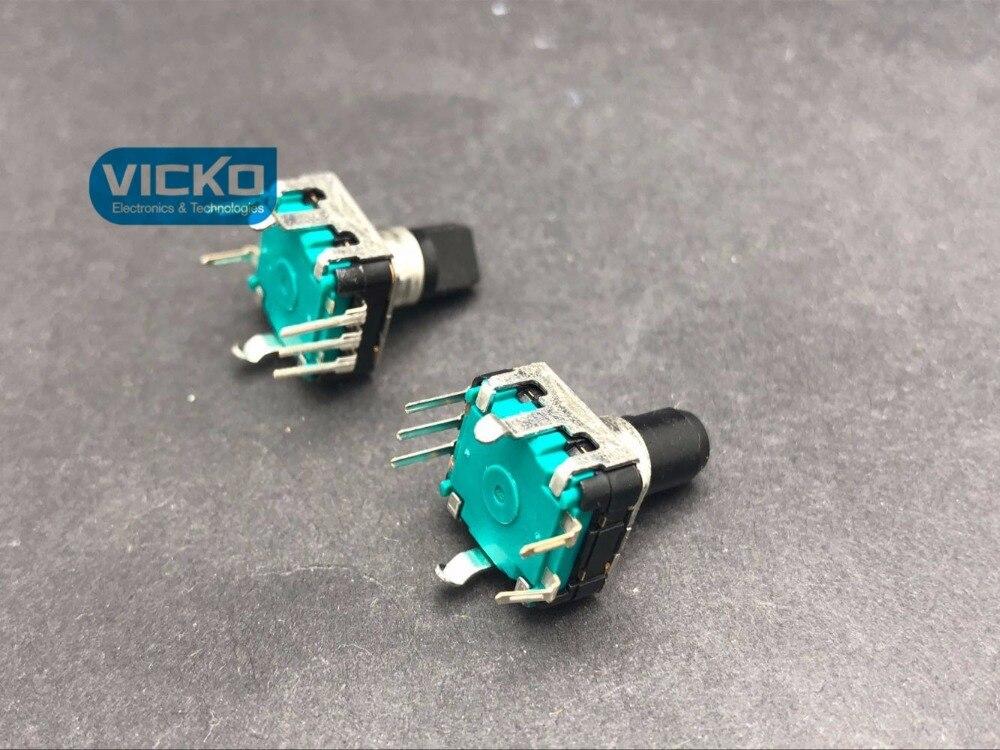 [VK] Japão ALPES EC12 24 carros de navegação do carro DVD volume de codificação interruptor alça 12mm longo 12 ponto 24 pulso