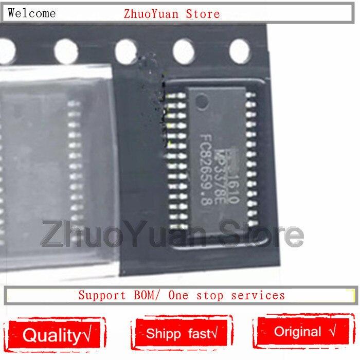1PCS/lot MP3378 MP3378E MP3378EGF-Z HTSSOP-28  New original IC chip