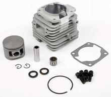 Cilindro pistone set per ROVAN 32cc 36cc 45cc 2-stroke motore a benzina per 1:5 LOSI HPI KM ROVAN DTT veicolo RC