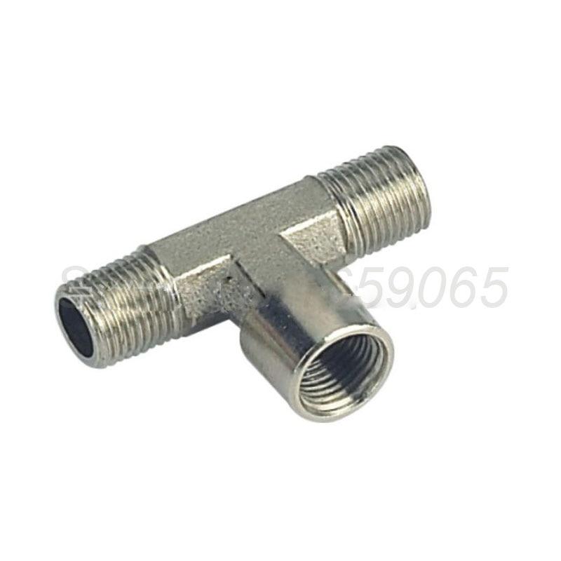 Быстросъемные пневматические металлические соединители, фитинги, соединение для аэрографа 2 шт./лот