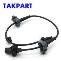 TAKPART FOR HONDA CIVIC 2006-2012 57470-SMG-E01 REAR RIGHT ABS WHEEL SPEED SENSOR