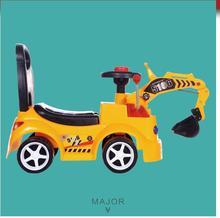 Scooter pour enfants avec musique pelle twist voiture jouet camion assis et monter quatre roues voitures extérieur intérieur dérive activité Walker