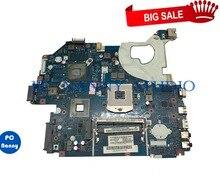 PCNANNY MBBYL02001 acer aspire 5750 5750G 노트북 마더 보드 P5WE0 LA-6901P HM65 DDR3 GT610M 테스트
