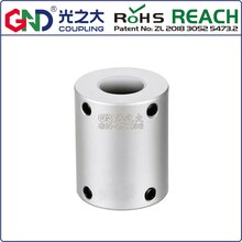 Couplage GND en alliage daluminium, série de vis à fixer de grande rigidité, couple élevé