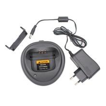 10 шт./упаковка, зарядное устройство PMLN5192 WPLN4137 с адаптером для MOTOROLA DEP450 CP200 EP450 CP040 CP140 CP180 DP1400 GP3688 nnntn4970 B