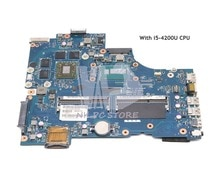 NOKOTION CN-091M09 091M09 carte principale pour Dell inspiron 17R 5737 ordinateur portable carte mère LA-9984P I5-4200U CPU DDR3 HD8870M gpu