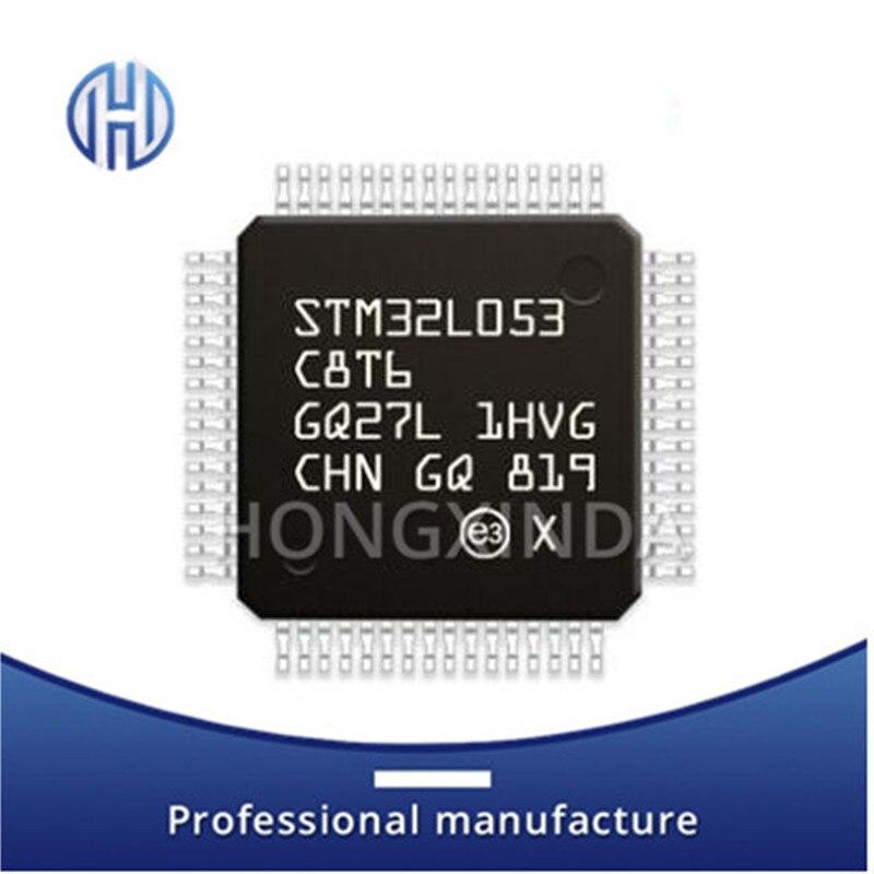 STM32L053C8T6 STM32L052C8T6 STM32L051C8T6 STM32L051C6T6 LQFP48 nuevo original