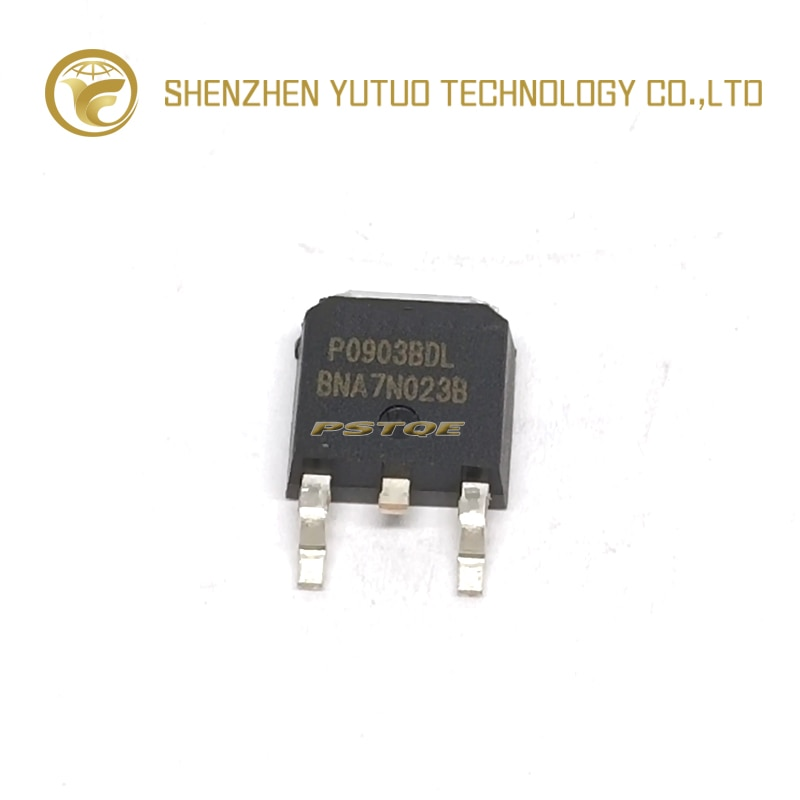 PSTQE P0903BDG TO-252 P0903 TO252 P0903B SMD de alta calidad en Stock