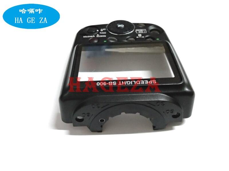 Orijinal SB900 flash düğmeleri Nikon SB-900 flash düğmeler kapak flaş onarım bölümü