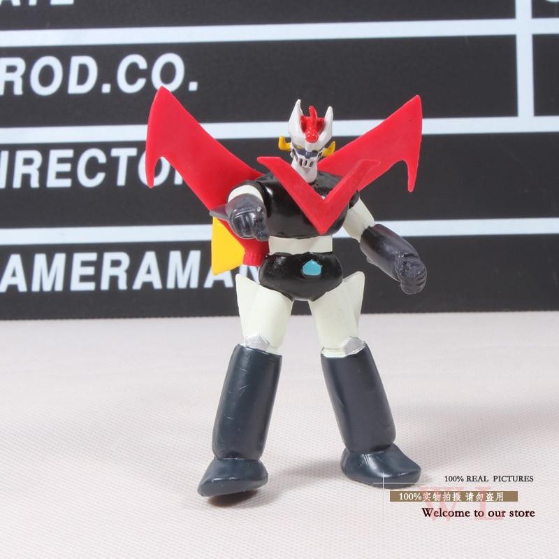 "Anime Mazinger Z Robot juguetes PVC acción figura juguete de modelos coleccionables juguetes para niños regalos 3,5 ""8,5 cm OTFG094"