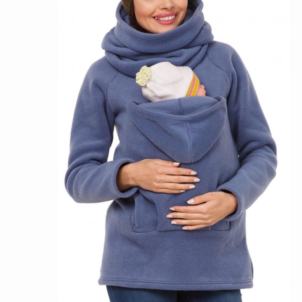 Daddy Chen/осенне зимняя толстовка с капюшоном и тремя функциями для родителей