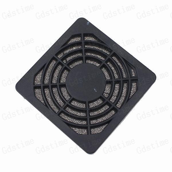 2 uds Gdstime 60mm carcasa a prueba de polvo filtro de rejilla para ventilador de 60*60mm 6cm 2,4 pulgadas