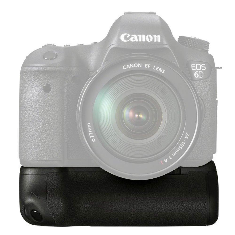 Вертикальный держатель для аккумулятора MEKE Meike MK-6D, для Canon 6d