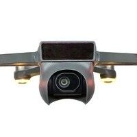 Camera Lens Hood Cap Sun Shade Lens Sunhood Gimbal Protector Stabilizer Guard for DJI Spark Drone Spare Parts