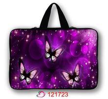 Violet papillon néoprène 13
