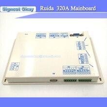 Carte mère Ruida RDLC320 avec Support en langue anglaise RDWorksV5/V8 pour Machine de gravure et de découpe Laser
