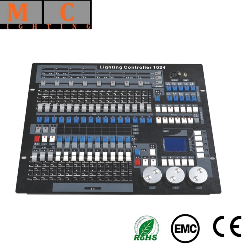 512DMX 1024 Lighting Console Moving Head Light with flycase