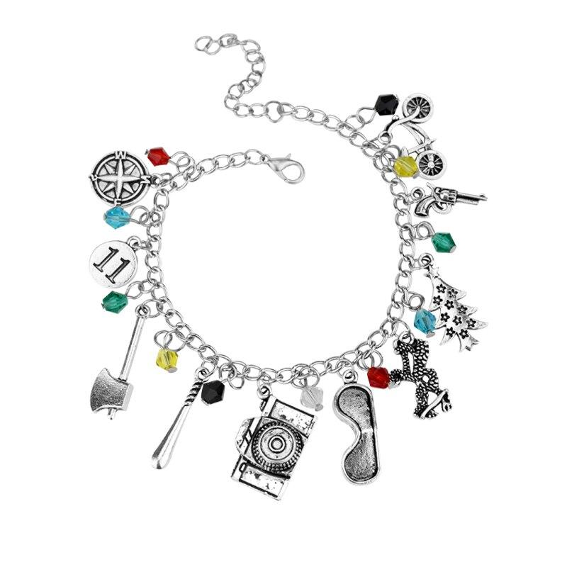 Accesorios de pulsera de cadena hechos a mano para mujer