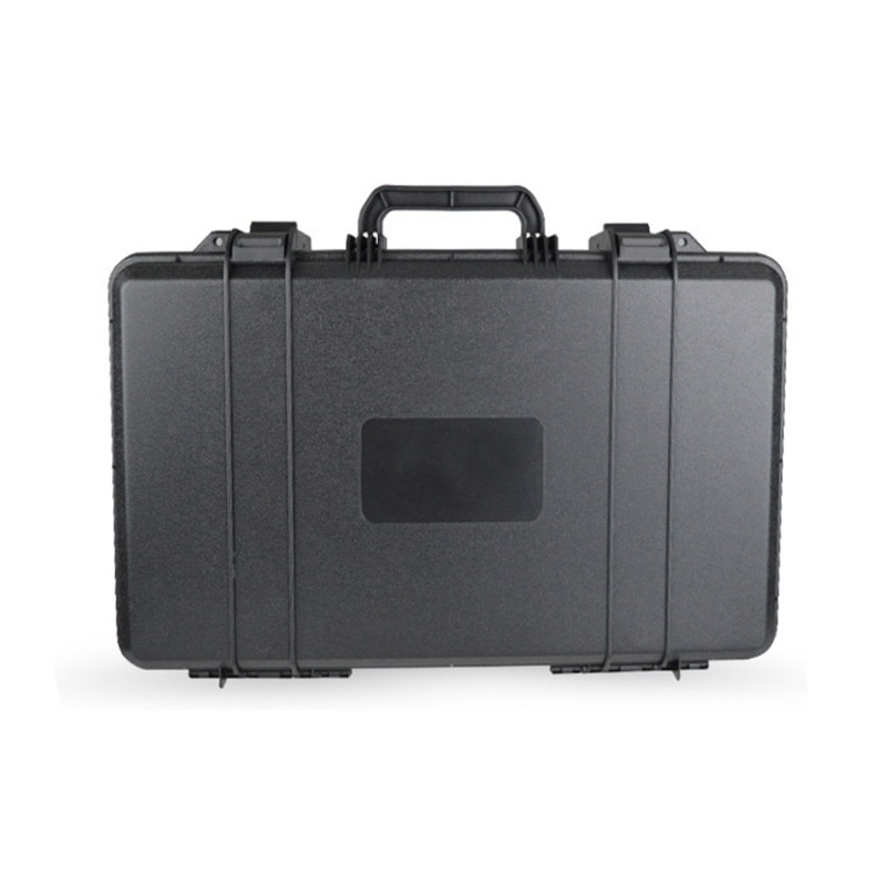 SQ5030 simple plastic tool carrying case without foam