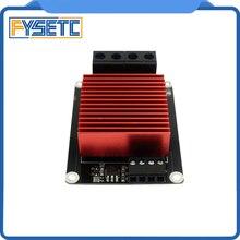 2 шт. MOSFET 3D принтер части нагревательный контроллер для тепловой кровати/экструдер MOS модуль 30A Поддержка большого тока для TEVO BLV MGN Cube