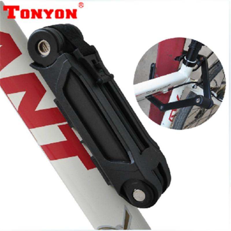 TY3853 Folding bike bicycle anti-theft lock