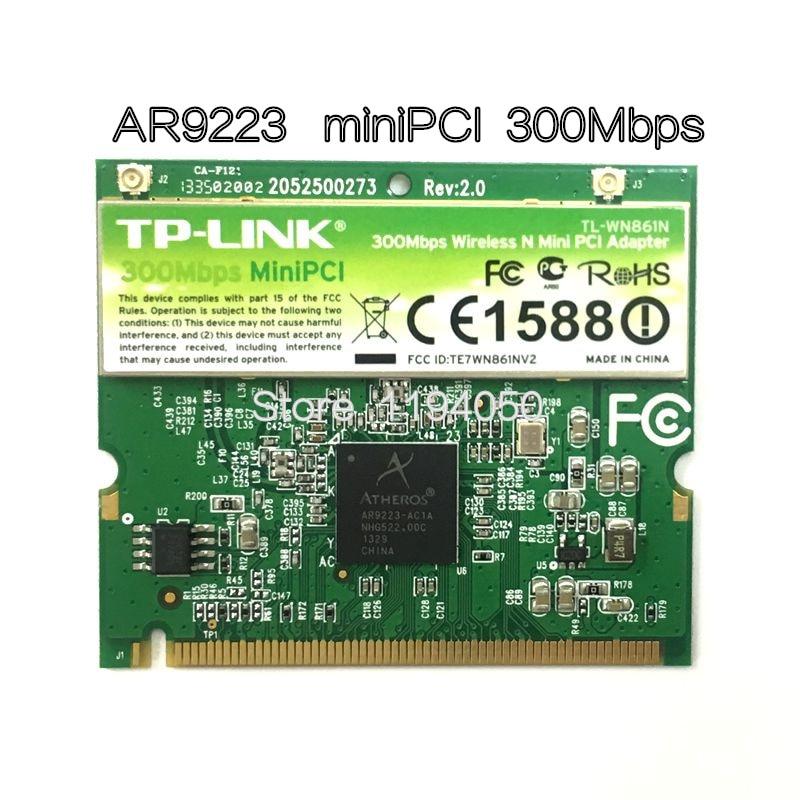 WDXUN Atheros AR9223 300 Мбит/с мини PCI беспроводной N WiFi адаптер мини-PCI WLAN карта для Acer Asus Dell Toshiba карта