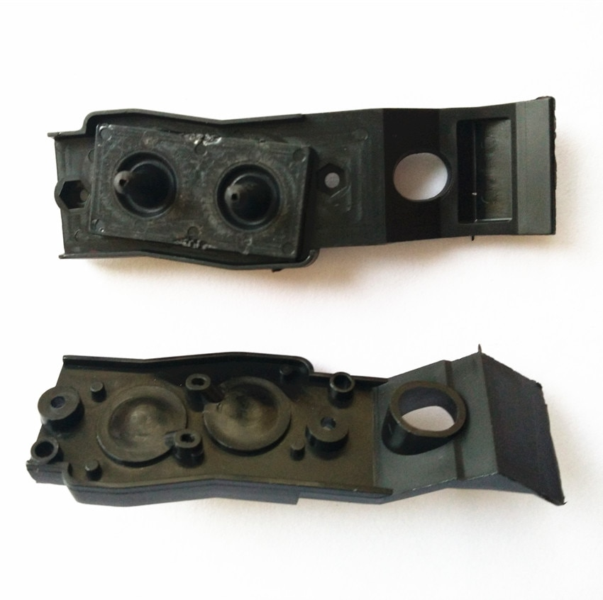 10 Uds DX4 adaptador de cabezal de impresión; DX4 colector de cabezal de impresión para impresoras disolvente Roland mimaki mutoh