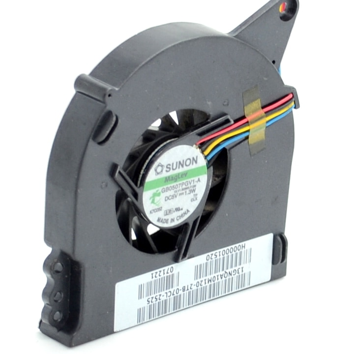 SUNON Laptop cooling fan  GB0507PGV1-A  DC5V  1.3W  New and Original