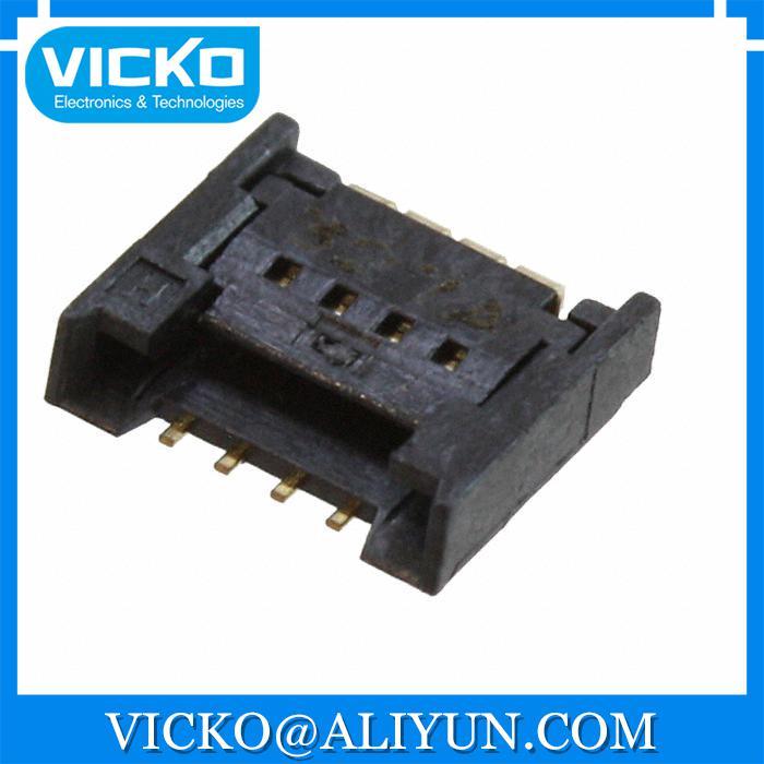 [VK] FA1004SA1-R8000 CONN الشركة العامة للفوسفات 4POS 0.50 مللي متر R/A موصلات