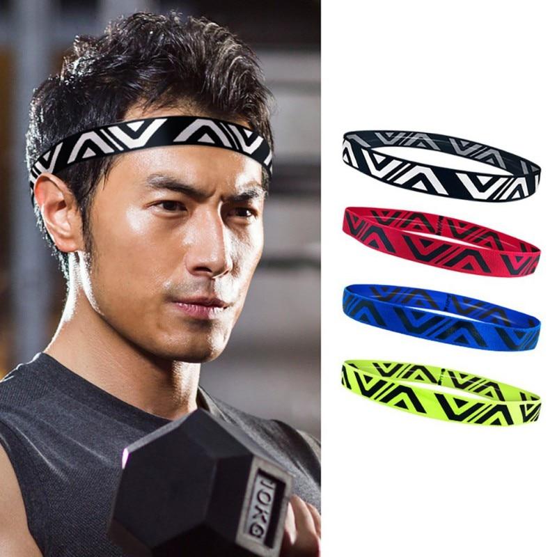 Outdoor Sports Protective Gear Headband Sport Sports Sweat Belt Hair Band Sweat Headband Men Sweat Band