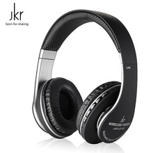 Original JKR 211B Bluetooth casque sans fil écouteur Bluetooth casque multimédia stéréo musique avec Micophone Support carte TF