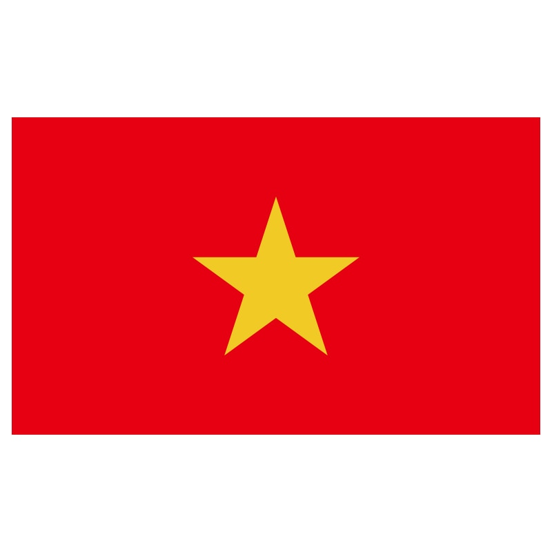 free  shipping  xvggdg  banner  Vietnam Flag 3x5ft Vietnam Country flag National flag 201 countries flag national flag symbol fridge magnets combine order accept wholesale business souvenirs