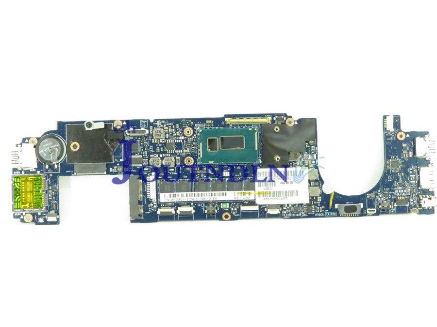 "JOUTNDLN FÜR Dell XPS 11 9p33 11,6 ""Laptop Motherboard 9D0GY 09D0GY CN-09D0GY LA-A161P W/i5-4210Y CPU 4G RAM"
