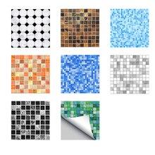 Funlife 20*20cm Imitation Marmor Möbel PVC Wasserdicht Self Adhesive Wallpaper Küche Bad Mosaik Fliesen Aufkleber Wand Kunst