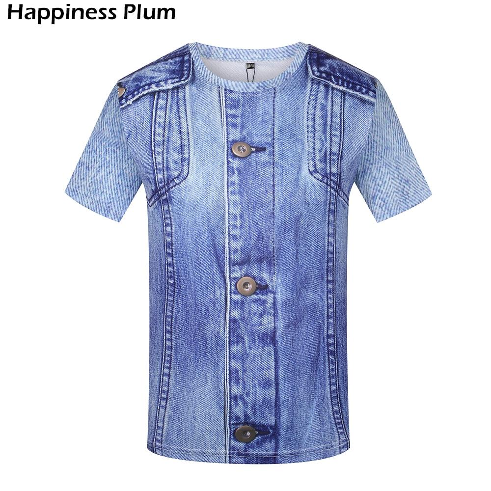 Мужская/Женская футболка KYKU, футболка в стиле хип-хоп с 3d эффектом
