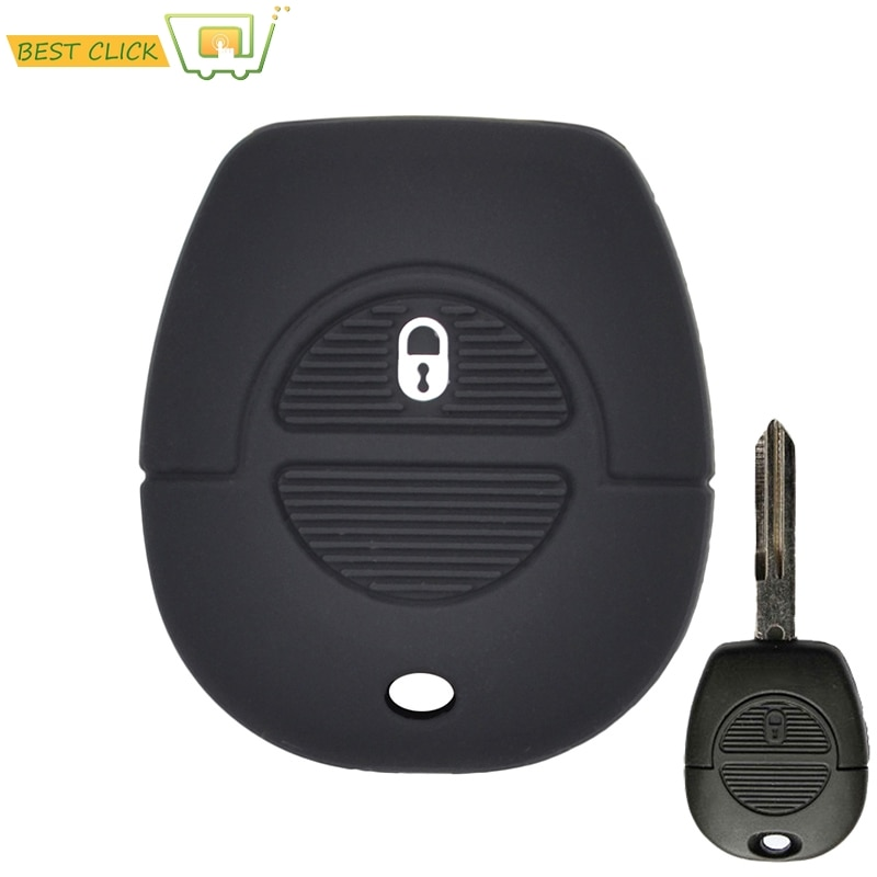 Silicone Key Case Cover For Nissan Navara X-Trail Almera Tino Primera Terrano Micra Patrol Keyless Fob Shell Holder Protector