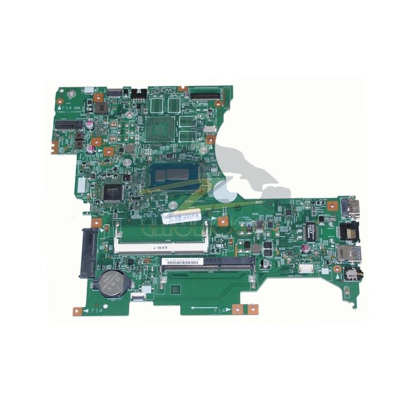 Lf14m mb 13281-1 448.00x01.0011 para lenovo flex 2-14 laptop motherboard sr1e8 3558u cpu ddr3l