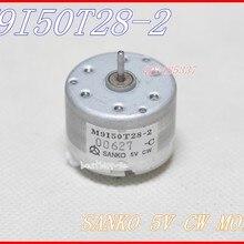 M9I50T28-2  2pcs/ lot VCD / CD Audio system motor M9I50T28-2