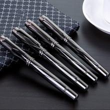 Full Metal Iraurita fountain pen 0.5mm ink pens for writing caneta tinteiro Stationery dolma kalem High Quality 1049