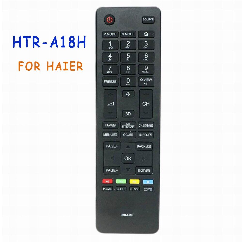 Nuevo Control Remoto HTR-A18H para Haier HDTV TV LCD LED HTRA18H LE28H600 LE28M600 LE32M600 LE39M600F LE40M600F Remoto