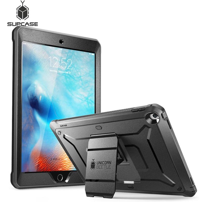 SUP Чехол для iPad 9,7 чехол (2018/2017) Сверхмощный UB Pro полноразмерный прочный защитный чехол Чехол со встроенной защитой экрана чехол
