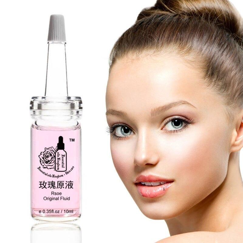 Rose Original Fluid Care Face Cream Hydrolyzed Beauty Anti-Aging Anti-wrinkle Cream Moisturizing Essence 10ml*2pcs
