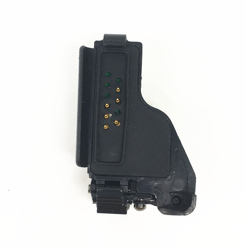 Audio adapter for motorola HT1000 MTS2000 XTS5000 MTX838 etc walkie talkie to 3.5/2.5mm 2pins M plug gp300