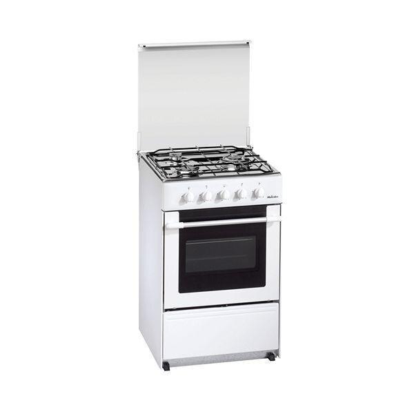 Газовая плита Meireles G1530 52 5 см 44 Л Белый (3 печи)|Варочные панели| |