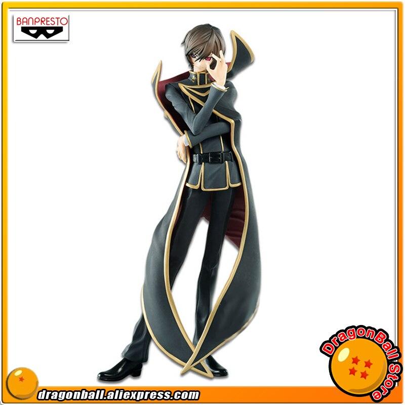 "Японское аниме ""код Geass: Lelouch of the Rebellion"" оригинальная коллекция Banpresto EXQ Figure - Lelouch Lamperouge ver.2"
