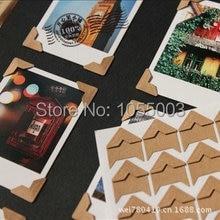 Étiquette autocollante coin Photo Album   Étiquette décorative, en papier Kraft, pour Album Photo et journal intime, porte-photo, 120 pièces/lot