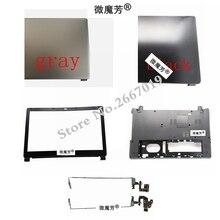 Ordinateur portable Couverture De Base pour Acer E1-510 E1-530 E1-532 E1-570 E1-572 E1-572G E1-532G V5WE2 Z5WE1 Lunette Couverture/charnières LCD