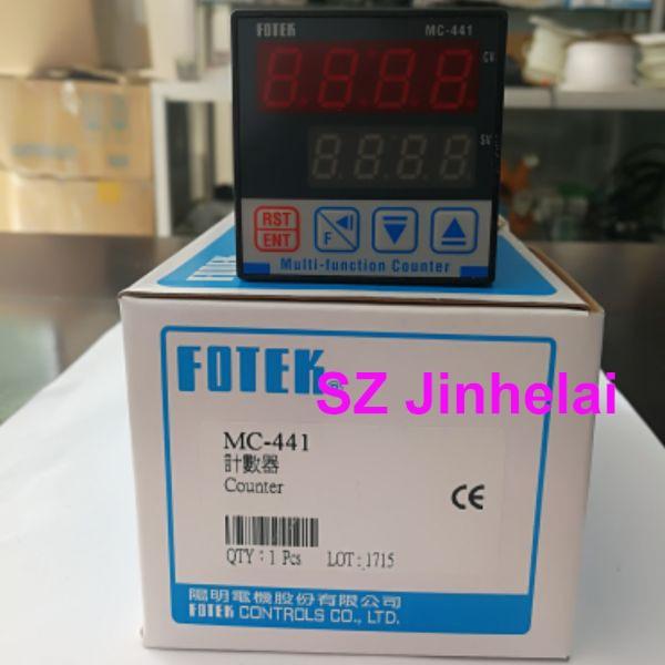 FOTEK MC-441 Authentic original Automatic reset output relay,Counter